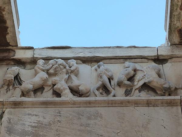 métopes