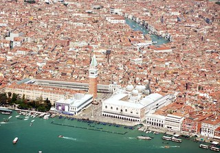 Venice from a helicopter! | by pixellent