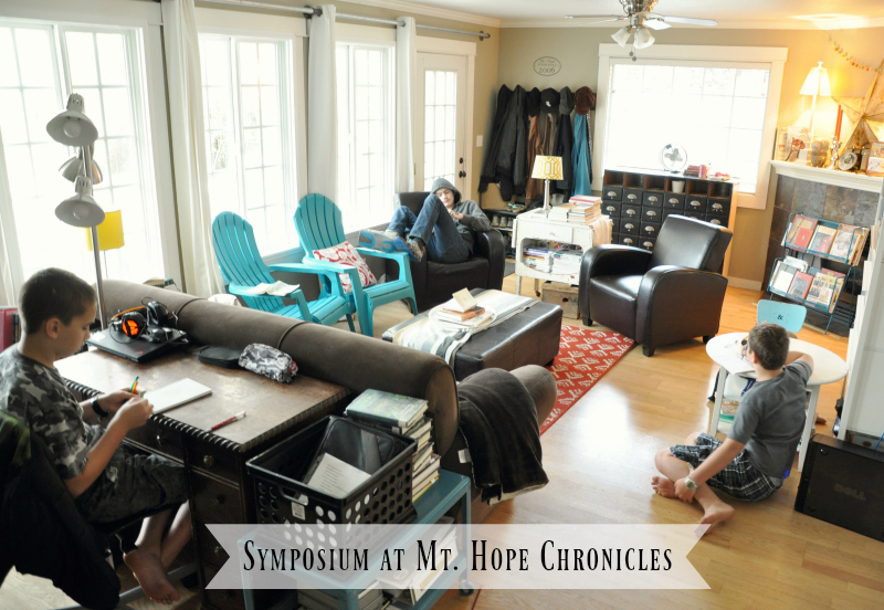 Symposium at Mt. Hope Chronicles