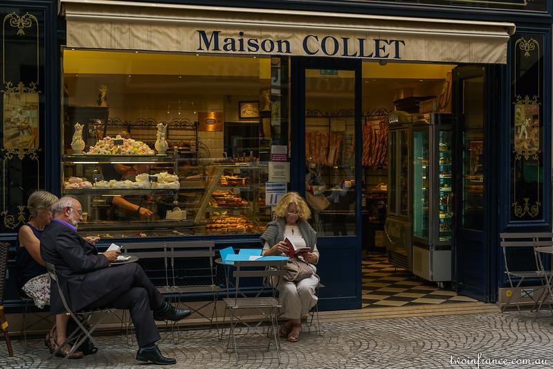 Maison Collet Boulanger - Rue Montorgueil