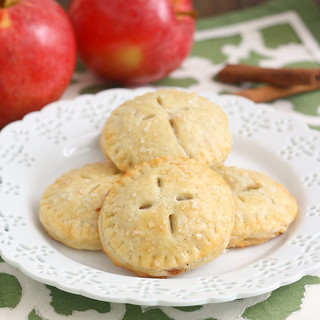 Apple Pie Cookies | by Tracey's Culinary Adventures
