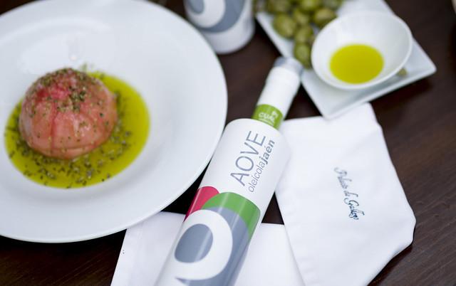 """AOVE&Gastronomía """"Palacio de Gallego BAEZA"""""""