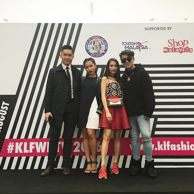 KL Fashion Week with Alicia, Karen and Wyman