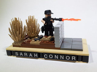 Sarah Connor | by Project Azazel