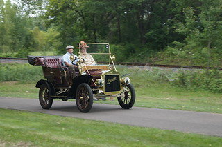 26th Annual New London to New Brighton Antique Car Run | by DVS1mn