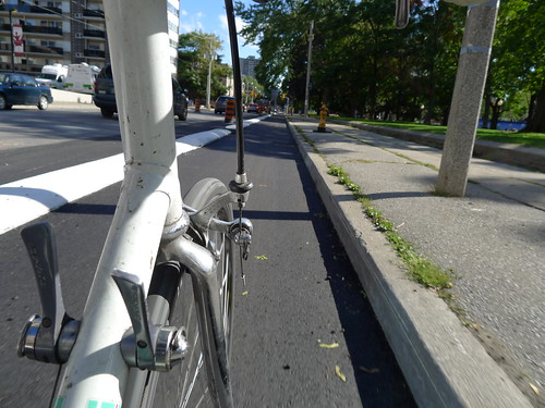 P1060542 Sherbourne 'Separated' Bike Lane | by Martinho