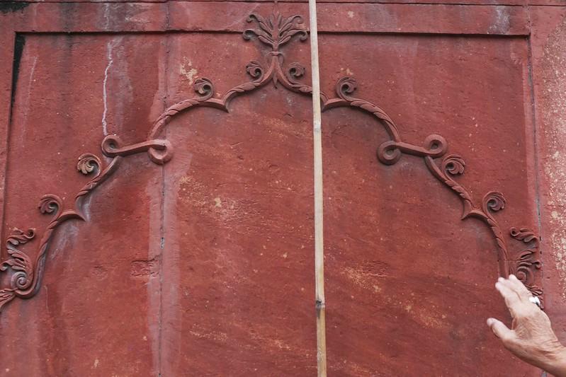 City Monument - Masjid Rukn ud Daula, Chawri Bazaar