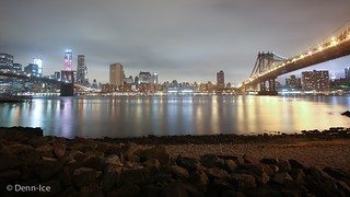 Dumbo Brooklyn Long Exposure | by Denn-Ice