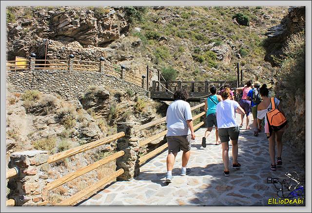 #GRXperience en la Alpujarra 2