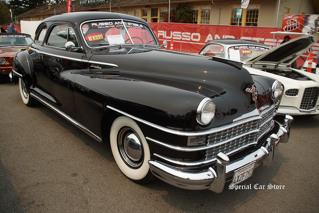 1947 Chrysler New Yorker Coupe