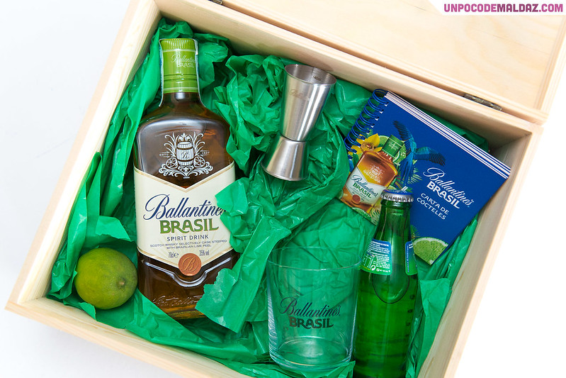 Ballantine's y Brasil