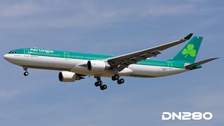 Aer Lingus A330-302 msn 1742