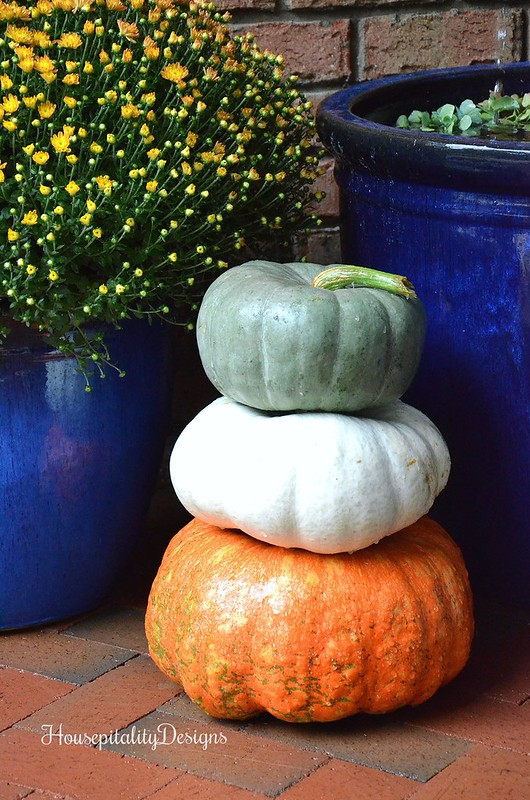 Pumpkin Topiary - Housepitality Designs
