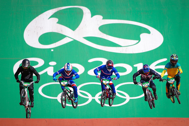 2016 Rio Olympic Games - BMX cycling day two