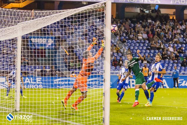 Liga: RC Deportivo 1 - Leganés 2