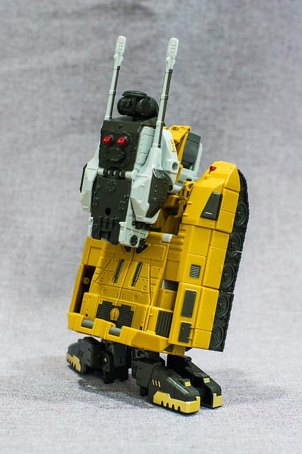 Thanatos Combiner 1