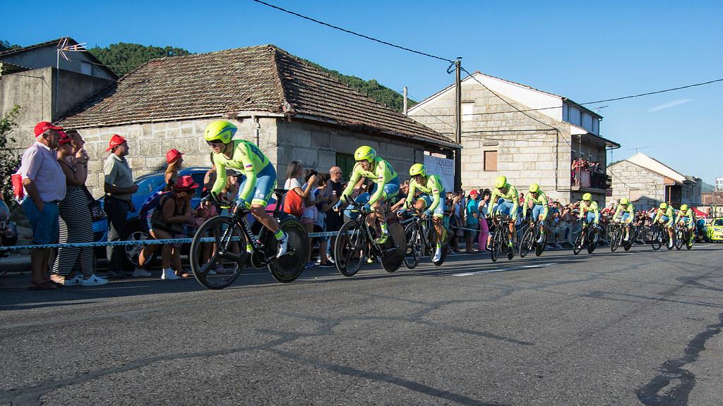 Vuelta a España 2016 CRE Laias - Castrelo de Miño 29094167046_2f72b7aa8c_b