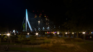 Erasmus Bridge | by JustJan