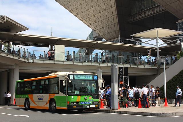 2016/08/12 東京都交通局 H161