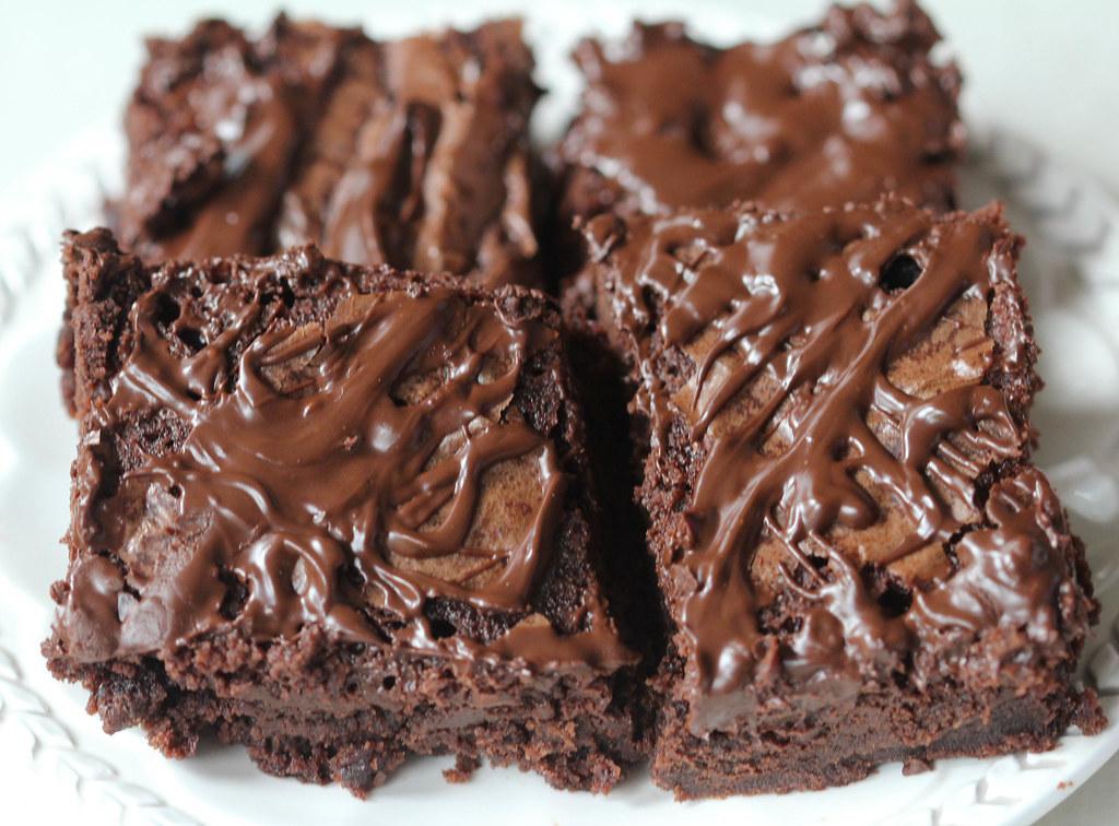 four brownies