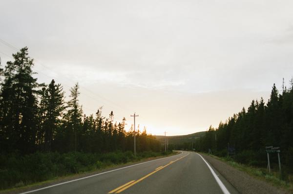 Cape Breton winding roads