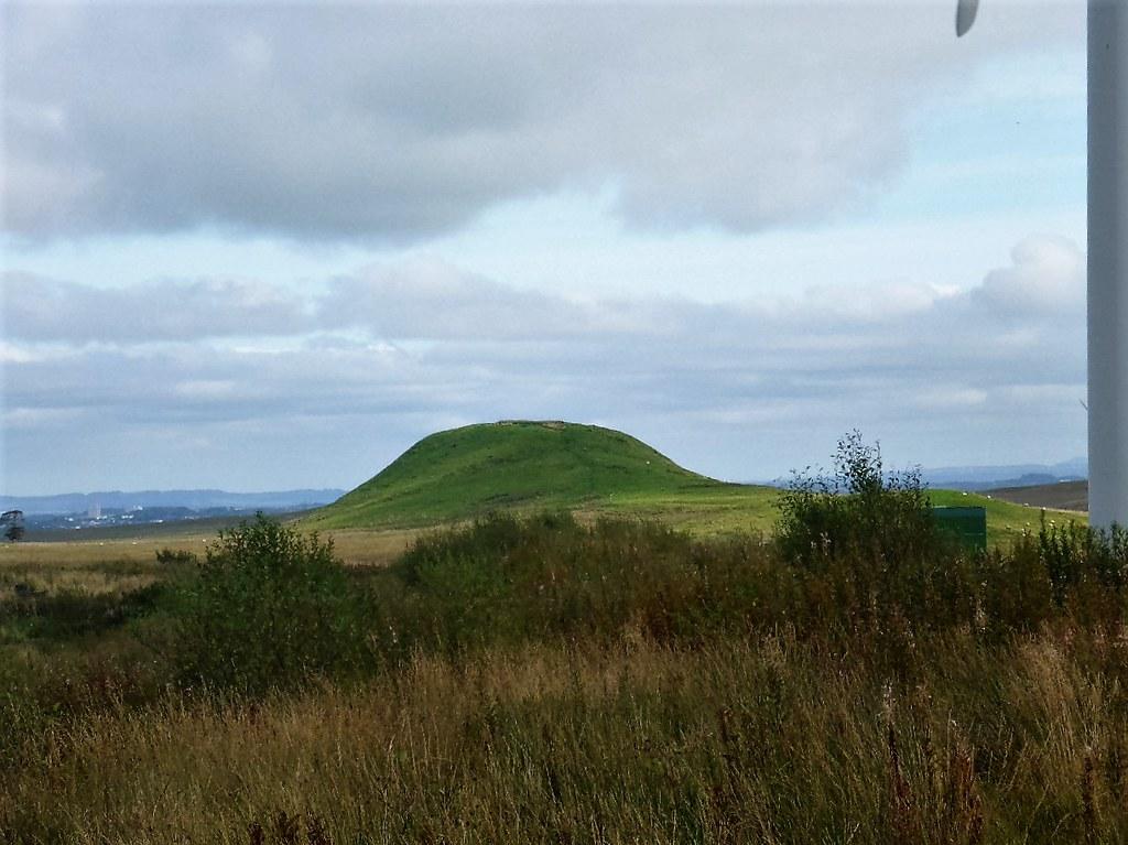 Dunwan Hill, Eaglesham Moor, Scotland.