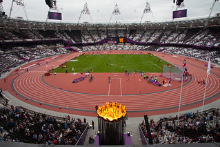 The Olympic Stadium | by Thanks to everyone, 500K+ views!! www.christopherw