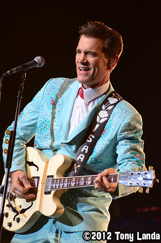 Chris Isaak @ Fillmore Miami Beach 9/14/12 | by TonyLanda