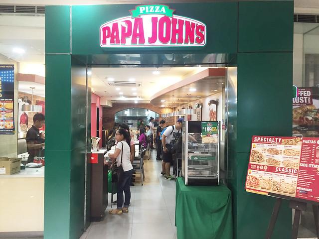 Patty Villegas - Papa John's Pizza - Branches - Pizza and Pasta -9