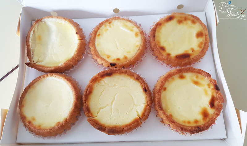 musang king durian cheese tarts
