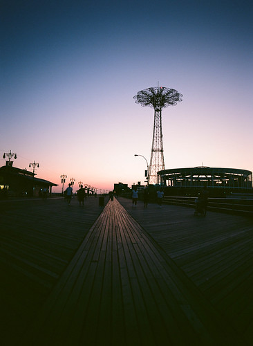 nothing compares to the boardwalk | by jillysp