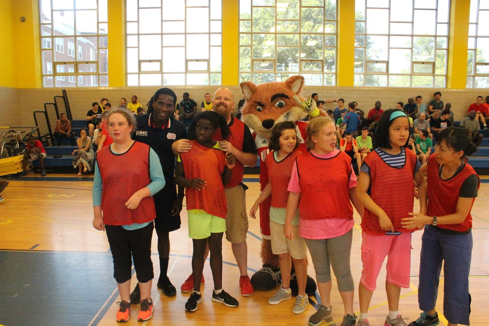 Boston Higashi School Visit | July 27