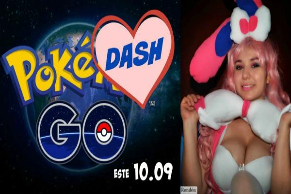 Dash Cosplay presenta PokéDash GO