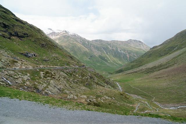 Abfahrt Richtung Livigno