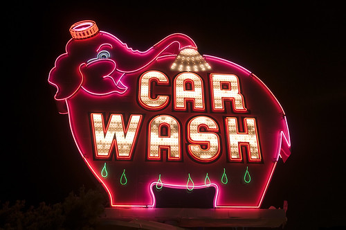 Car Wash | by Curtis Gregory Perry