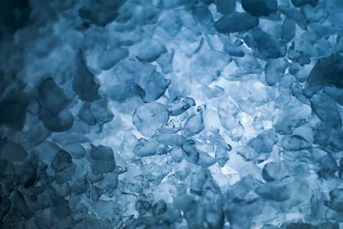 Ice experimets