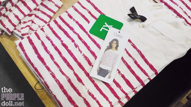 Dalia 3/4 Shirt