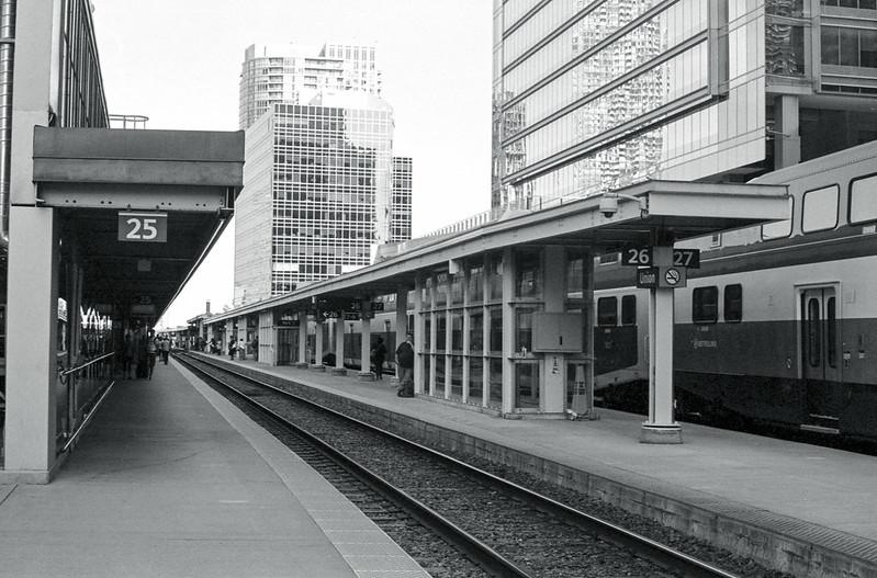 Track 25 Union Station_