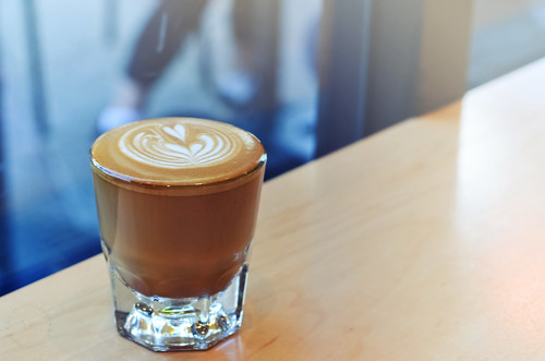Verve Coffee Gibraltar by Barista Eugene at Cafe Dulce, Los Angeles | by r.e. ~