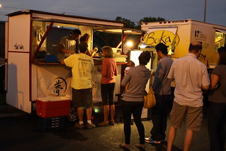 Food Truck Court Images