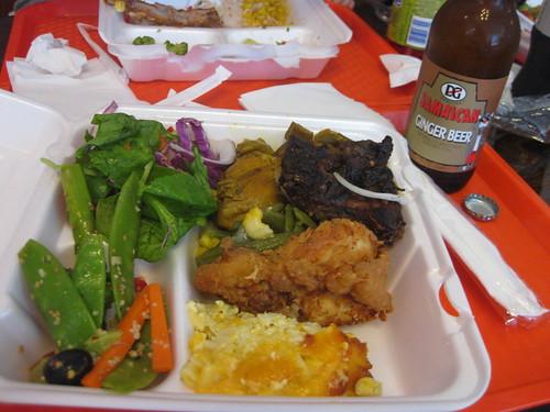 Jacob Soul Food And Salad Bar New York Ny