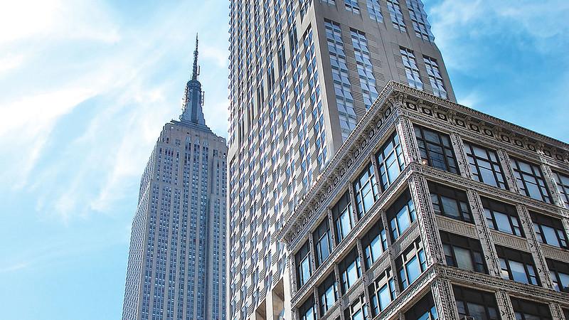 Langham Place, New York Exterior View