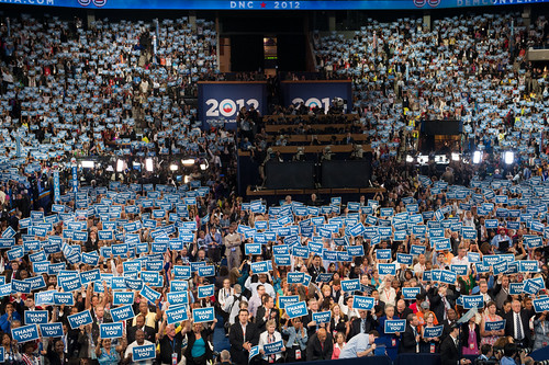 The DNC Convention—Charlotte September 6th | by Barack Obama