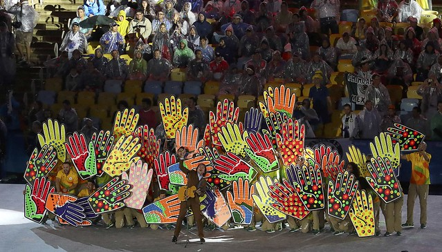 RIO 2016: OLYMPICS CLOSING CEREMONY