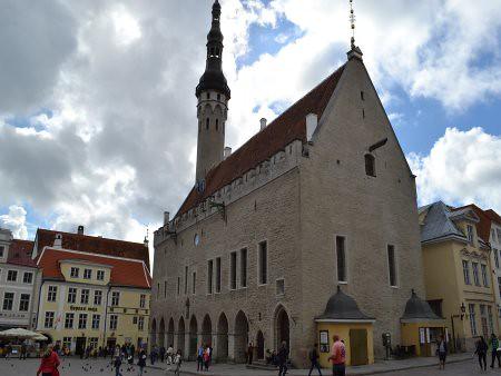 Tallinn piata Raekoja 2