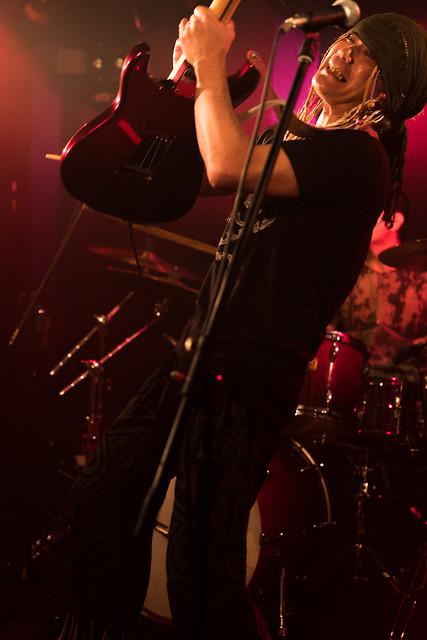SPUTNIK KOMBINAT live at 獅子王, Tokyo, 15 Sep 2016 -1010335