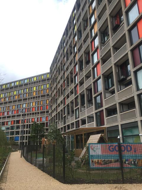 Park Hill Sheffield New