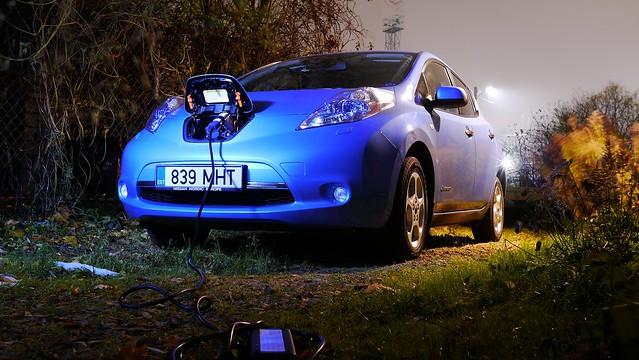 Україна – у Топ-10 європейських країн за кількістю проданих електромобілів