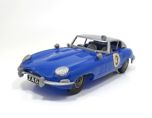Scalecraft E-type Jaguar