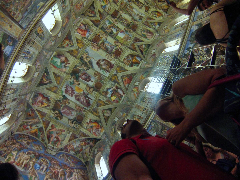Capilla Sixtina, Museo del Vaticano, Roma, Italia roma - 29656617510 b136487edb o - 21+1 Cosas que NO hacer en Roma, Italia